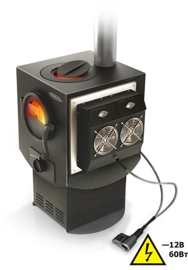 """""""Индигирка"""" — электрогенерирующая чудо-печь"""