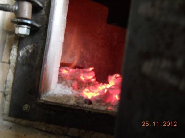 Печь пиролиз